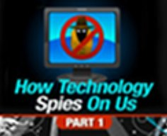 Watching: How our technology spies on us, part one in Kim on Komand @ TVKim