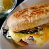 Spicy Mushroom Torta With Cheese