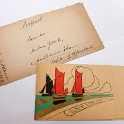 1941 World War II Christmas Cards Finally Delivered