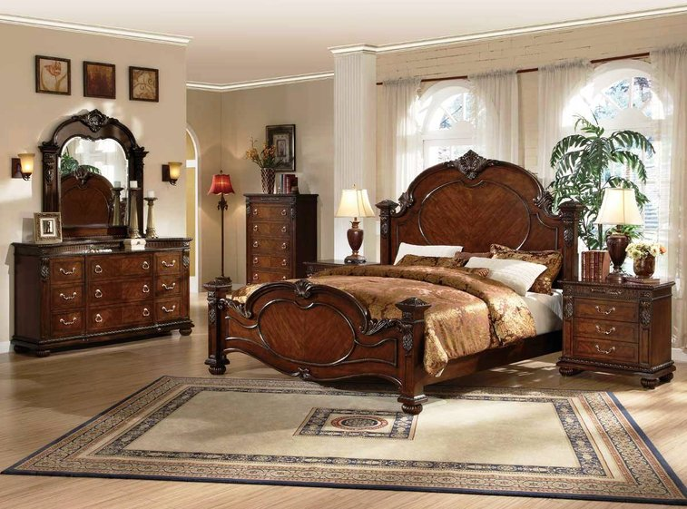 Antique Classic Victorian Style Furnitures