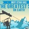 Why Utah has The Greatest Snow on Earth®: Ski Utah