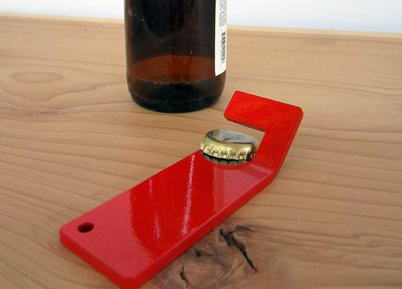 Knucklehead  Bottle opener by Quartertwenty on Etsy