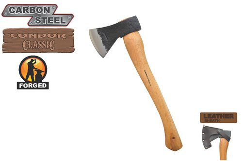 Condor Tools & Knives Greenland Pattern Hatchet