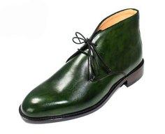 Custom HAND MADE chukka boot