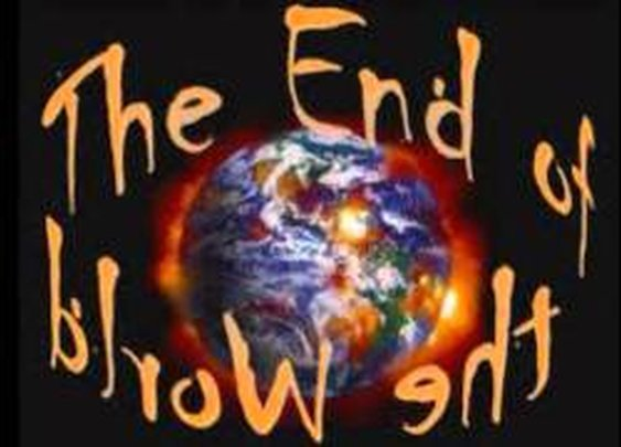Rem, It's The End Of The World As We Know It - So appropriate for today!