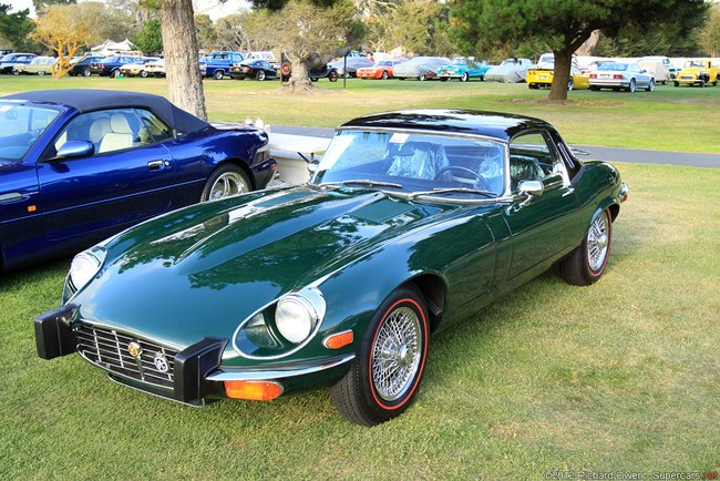 Top 50 Des Voitures Avec Lesquelles On Tombe En Amour besides Jaguar Xke Coupe Circuit Diagrams also Xke furthermore Watch moreover Images. on 1971 jaguar e type series iii roadster