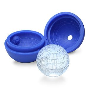 Death Star Ice Cubes!!