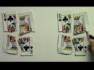 Realism Challenge by Mark Crilley: Playing Card