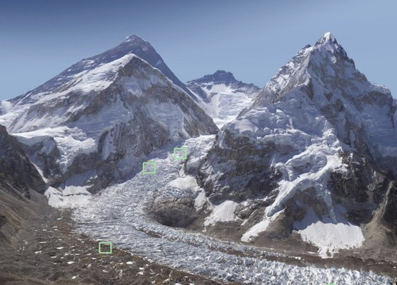 Mount Everest Panorama: Two Billion Pixel Image Captured Of The World's Tallest Mountain (PICTURES)
