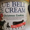Tis' the Season to Eat Ice Cream!!!!   Blue Bell Christmas Cookies Ice Cream » FatGuyEats.com
