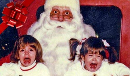 9 Sweaty Christmast Moments
