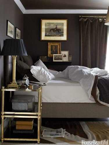 Bedrooms masculine bedroom gentlemint Masculine paint colors