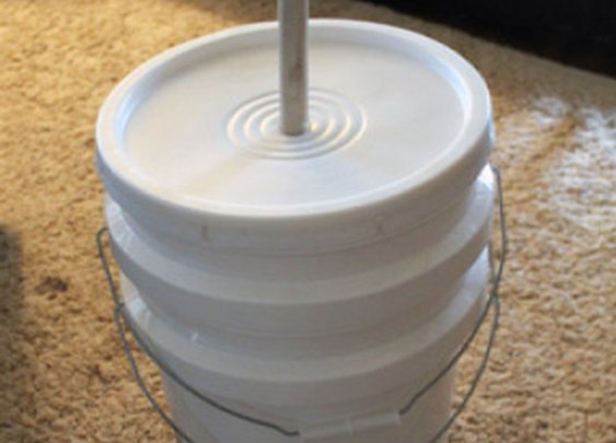 How to Make an Off-Grid Washing Machine