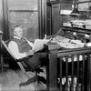 Old School Newspaper Editor