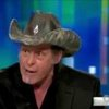 Ted Nugent Schools Piers Morgan about Sucking On His Machine Gun - YouTube
