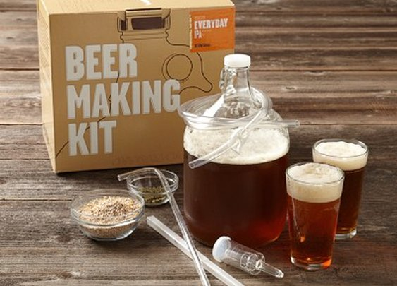 $40 Beer Making Kits | Williams-Sonoma