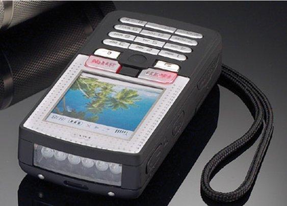 Cell Phone Stun Gun - Sporty's Preferred Living