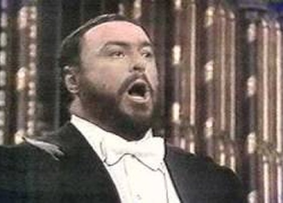 Luciano Pavarotti - Montreal - 1978 - Cantique de Noël (O Holy Night)