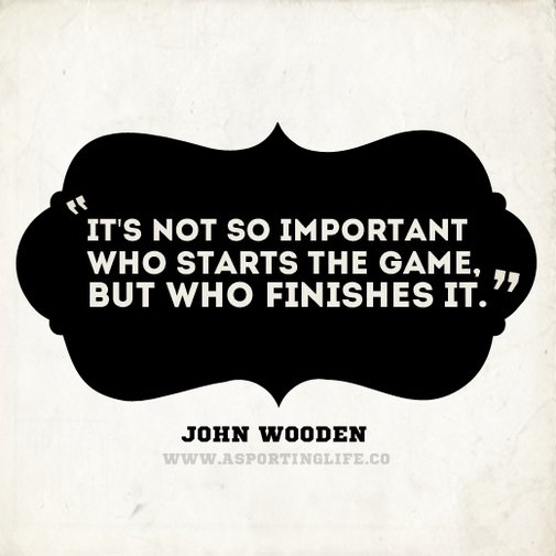 John Wooden Quotes On Love: Best Sports Quotes. QuotesGram
