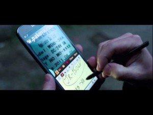 Galaxy Note II – Liquid Pixels – Samsung