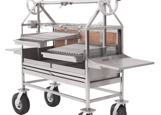 The Grillworks Dual 42 CRE