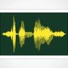 Bespoken Art - College Spirit Sound Wave Prints