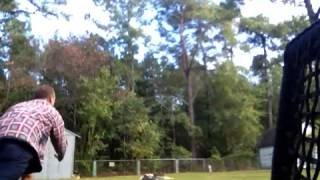 Backyard fun - YouTube