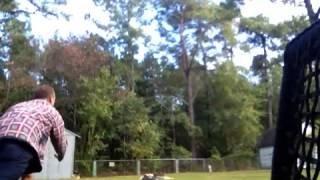 Backyard fun - YouTube