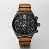 FOSSIL®  Flight Leather Watch – Brown