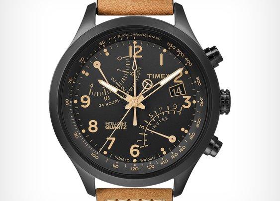 Intelligent Quartz™ Fly-Back Chronograph   TIMEX