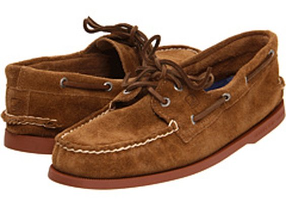 Sperry Top-Sider A/O 2 Eye Tan Suede - Zappos.com Free Shipping BOTH Ways