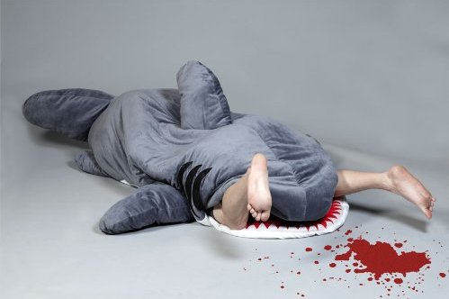 Shark Sleeping Bag | That Should Be Mine