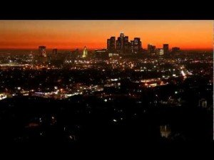 Downtown Los Angeles TimeLapse