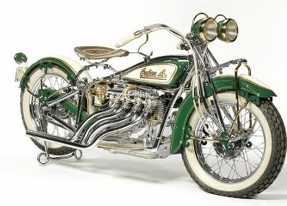 Indian 4 Renegade Custom