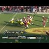 Clowney Hit vs Michigan 2013 Outback Bowl - YouTube