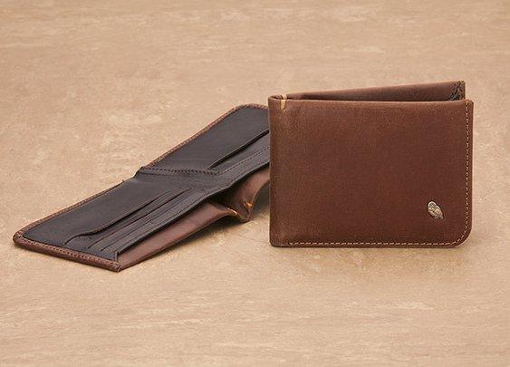 Hide and Seek Wallet - Slim Leather Wallets by Bellroy