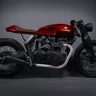 Modern Triumph Speed Twin Concept