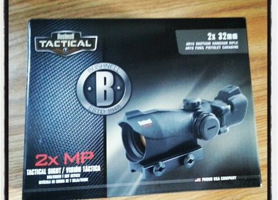 New Bushnell Optic