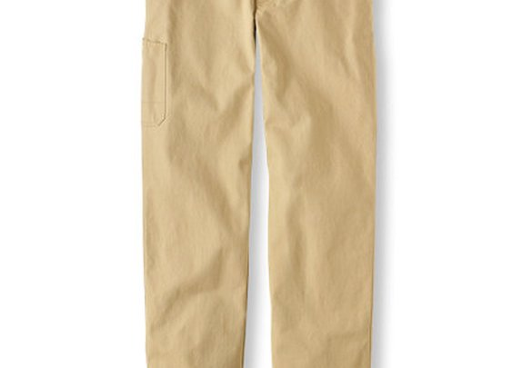Katahdin Iron Works Utility Pants with Nor'easter Cotton | L.L.Bean
