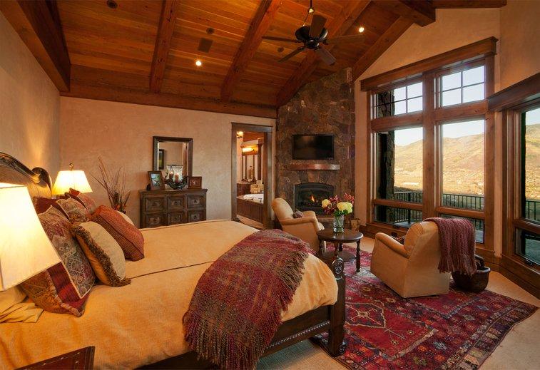 Romantic Master Bedroom decorating ideas, Honeymoon Atmosphere in Master Bedroom