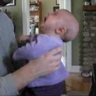 Notorious B.I.G. calms down crying baby - YouTube