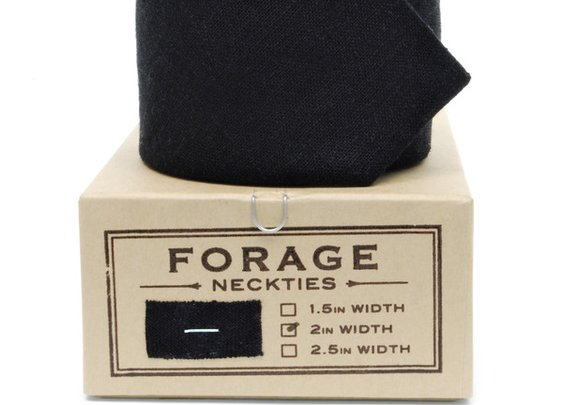 Forage - Black Necktie