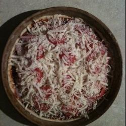 Caribbean Pizza a'La Gringo