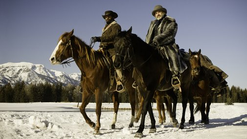 Fresh Air Interview - Quentin Tarantino on 'Django Unchained' : NPR