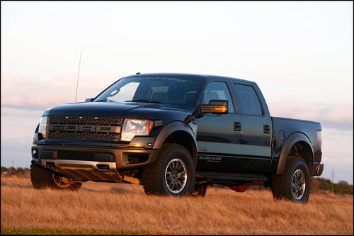 Ford F150 Hennessey VelociRaptor — The Man's Man