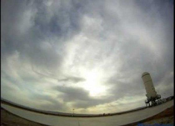 Blue Origin's Vertical Rocket Takes Hop