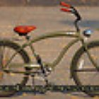"Micargi General ""Deluxe"" Man's 26"" Single 1 Speed Beach Cruiser Bike Bicycle 