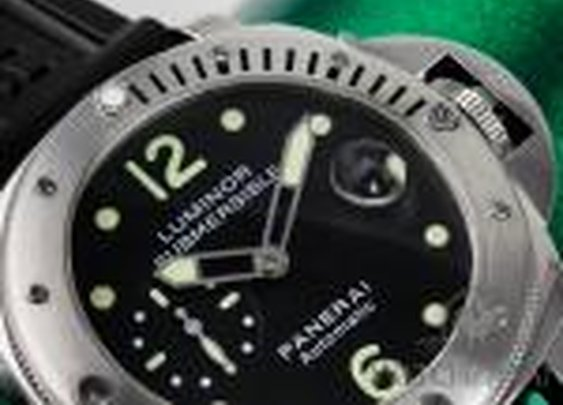 Panerai Luminor Submersible - PAM 24 M