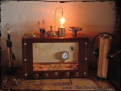 The Steam Radio