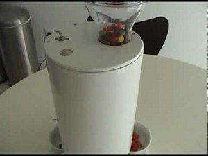 Skittles Sorting Machine